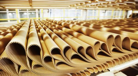 Corrugators Reduce Costs & Increase Productivity with Krytox